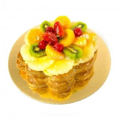 Порадуйте себя и близких вкусным тортом Данаш