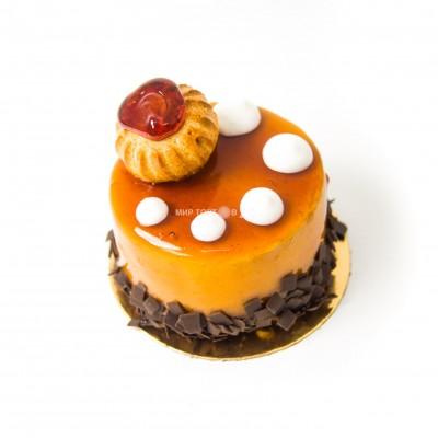 Радуйте себя и близких вкусным пирожным Крем-карамель