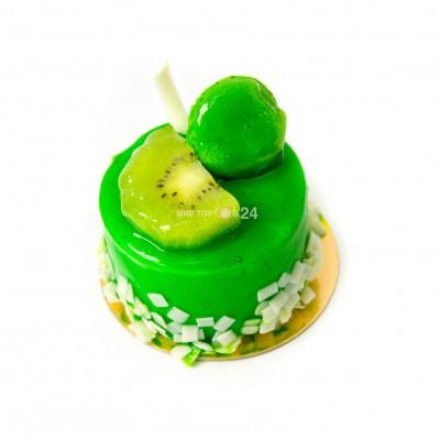 Радуйте себя и близких вкусным пирожным Кремчиз киви