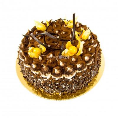 Порадуйте себя и близких вкусным тортом ТИРАМИСУ