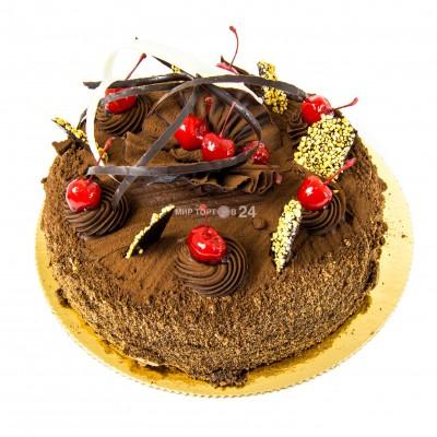 Порадуйте себя и близких вкусным тортом Трюфель