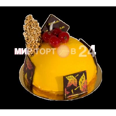 Радуйте себя и близких вкусным пирожным Манго