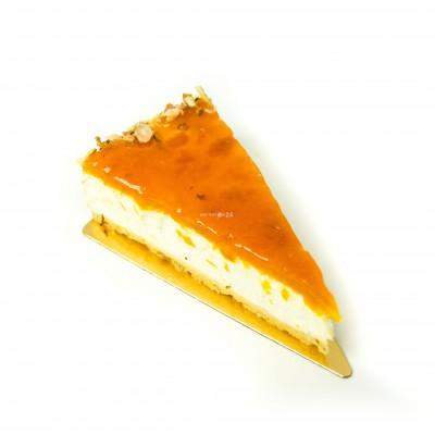 Радуйте себя и близких вкусным пирожным Чизкейк абрикос