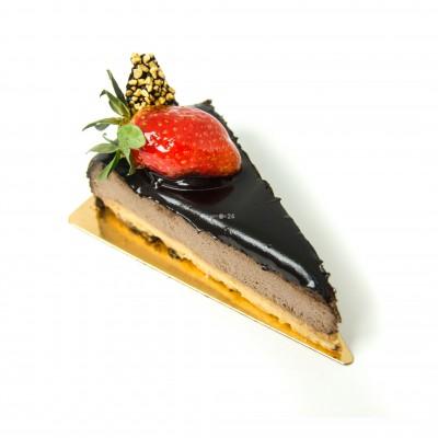 Радуйте себя и близких вкусным пирожным Чизкейк Классик шоколадный