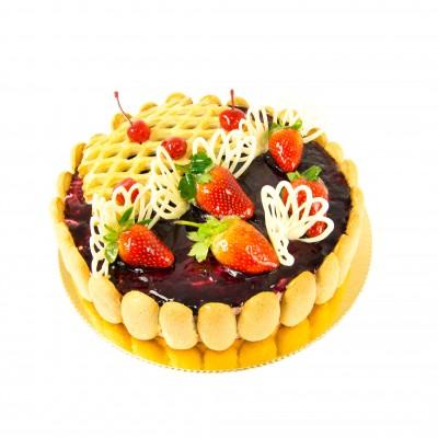 Порадуйте себя и близких вкусным тортом Йогуртовый
