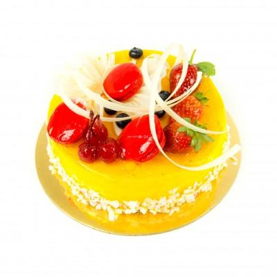 Порадуйте себя и близких вкусным тортом Манго