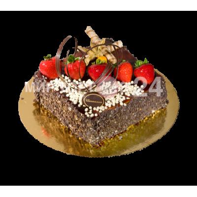 Порадуйте себя и близких вкусным тортом Наполеон с карамелью
