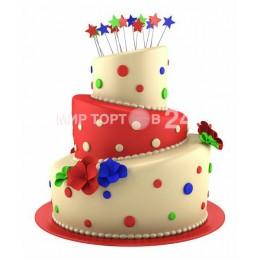 Торт праздничный 27