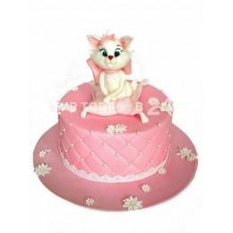 Торт детский кошка