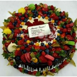 Торт для любимой женщины