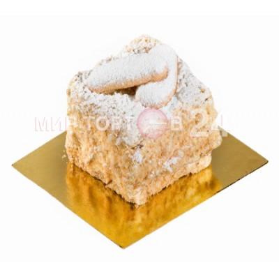 Радуйте себя и близких вкусным пирожным Наполеон