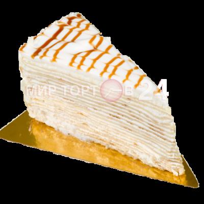 Радуйте себя и близких вкусным пирожным Киришское ванильное