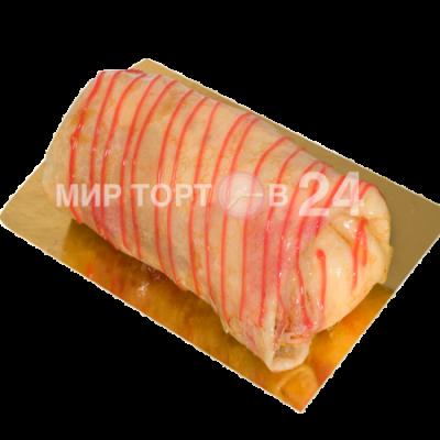 Радуйте себя и близких вкусным пирожным Палома с клубникой