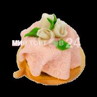 Пирожное Астра марципан 5