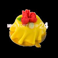 Пирожное Астра марципан 4