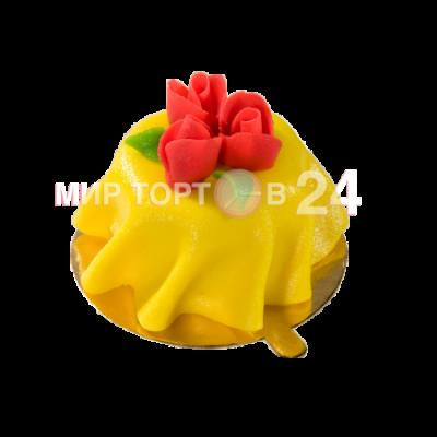 Радуйте себя и близких вкусным пирожным Астра марципан 4