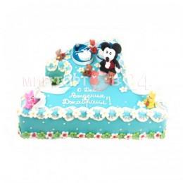 Торт Детский 129