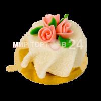 Пирожное Астра марципан 6