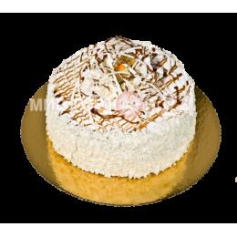 Торт блины ванильный