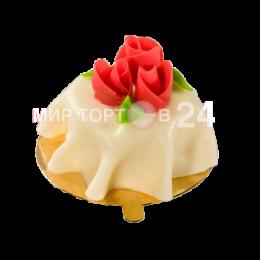 Пирожное Астра марципан 2