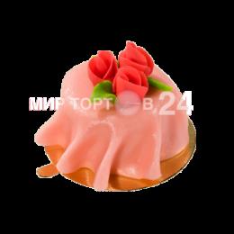 Пирожное Астра марципан 3
