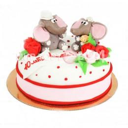Торт Праздничный 104