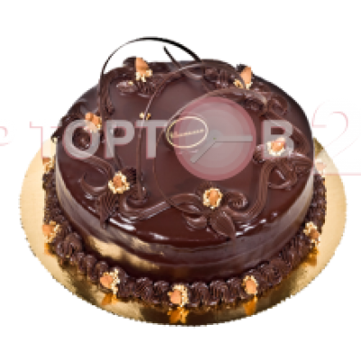 Порадуйте себя и близких вкусным тортом Шоколадный миндаль