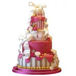 Торт Свадебный королевский