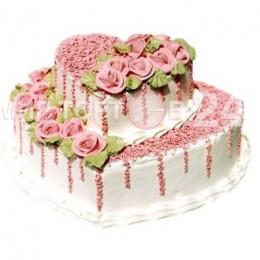 Торт Свадебный Нежность