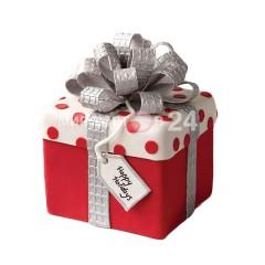 Торт праздничный приятный подарок