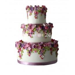 Торт Свадебный Прованс