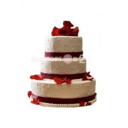 Торт Свадебный Роскошный