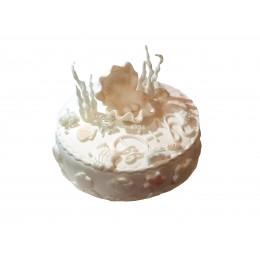Торт Свадебный на жемчужную свадьбу