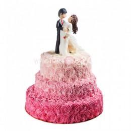 Торт свадебный 21