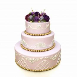 Торт свадебный 24