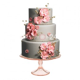 Торт свадебный 25