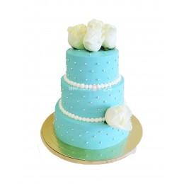 Торт свадебный 31