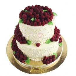 Торт свадебный 35