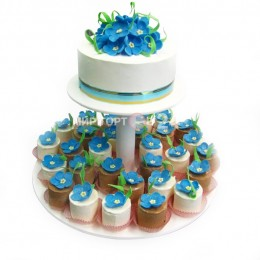 Торт свадебный 37