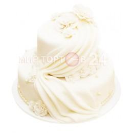 Торт свадебный 39