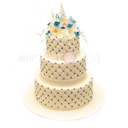 Торт свадебный 40