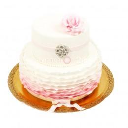 Торт свадебный 44