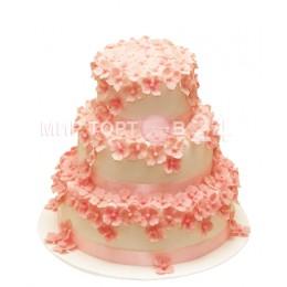 Торт свадебный 50