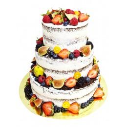 Торт свадебный 54