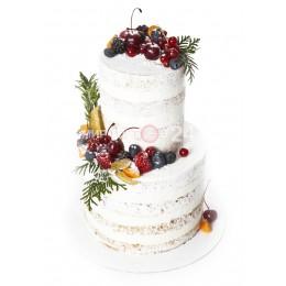 Торт свадебный 60