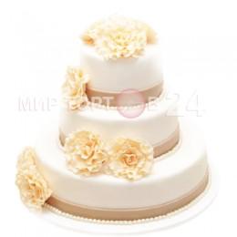 Торт свадебный 61
