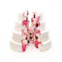 Торт свадебный 62