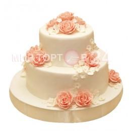 Торт свадебный 65