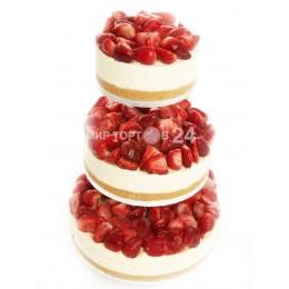 Торт свадебный 67