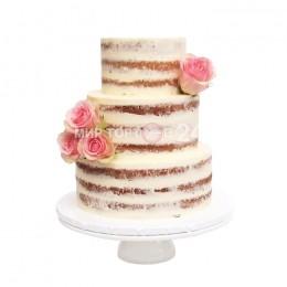 Торт свадебный 77